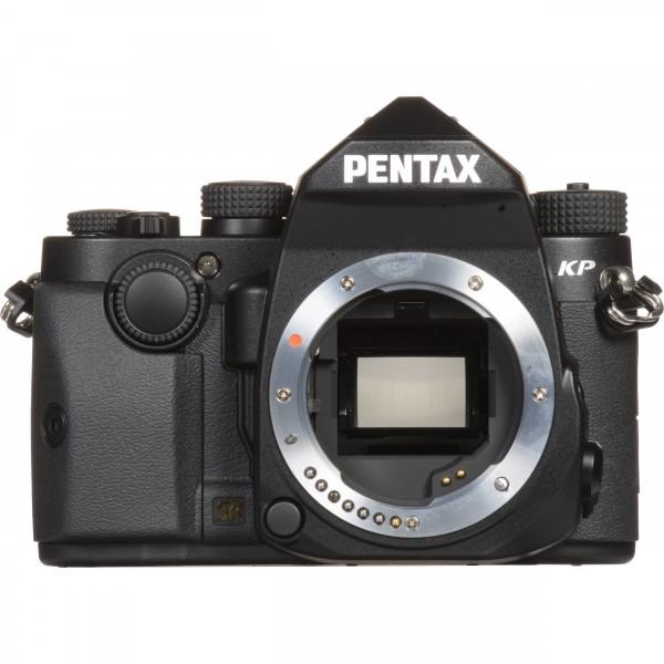 Pentax KP Body black-CH Garantie