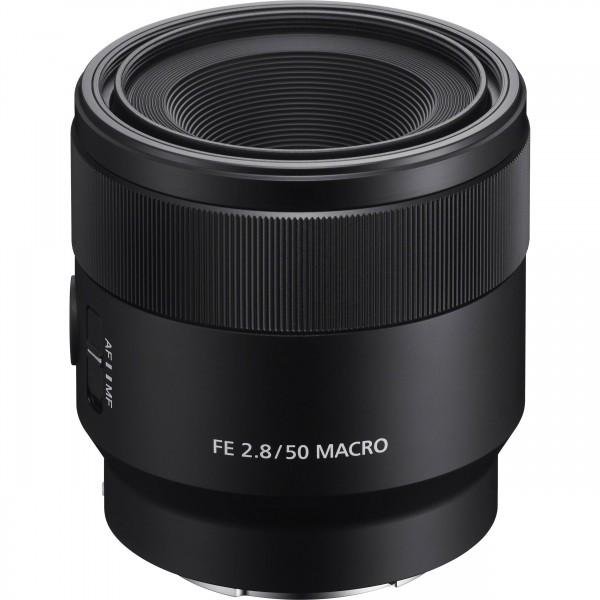 Sony FE Macro 50/2.8-CH Gar.