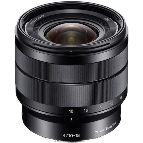 Sony NEX Lens 10-18mm F4-abzgl. 50.- CashBack,CH Garantie