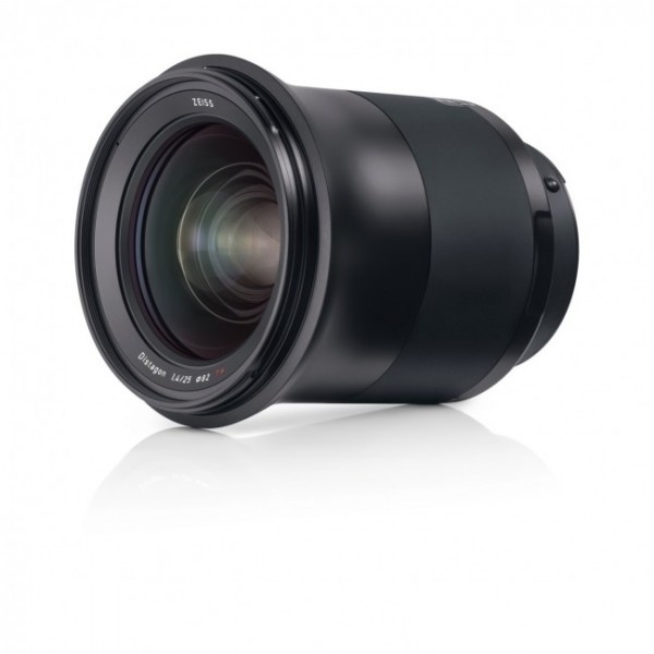 Zeiss Milvus 25/1.4 ZE zu Canon