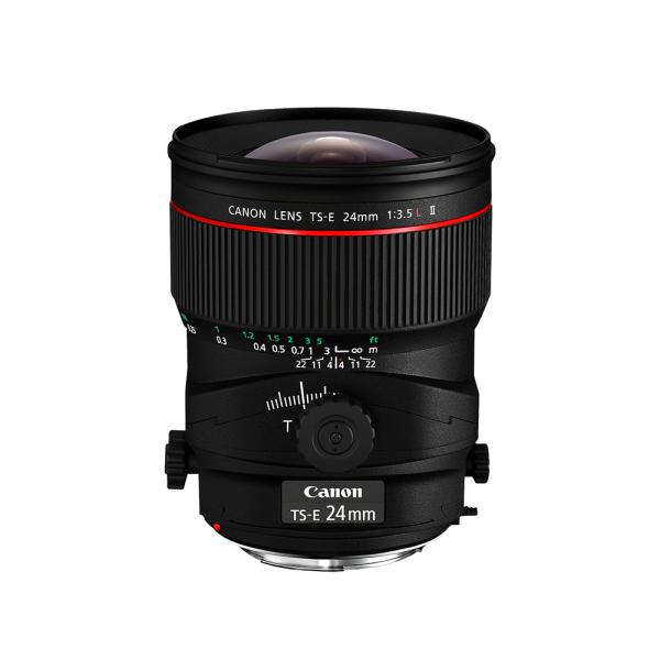 Canon TS-E 24/3.5L II - Try&Buy Aktion , 3 Jahre CH Garantie