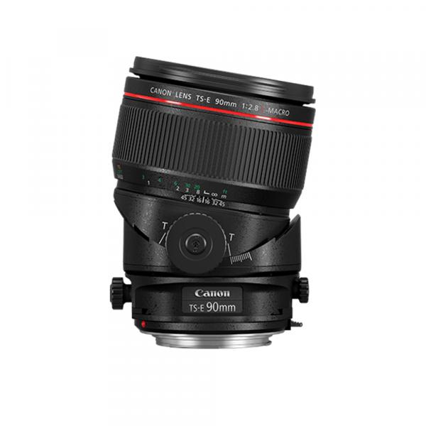 Canon TS-E 90/2.8L Macro - Try&Buy Aktion , 3 Jahre CH Garantie
