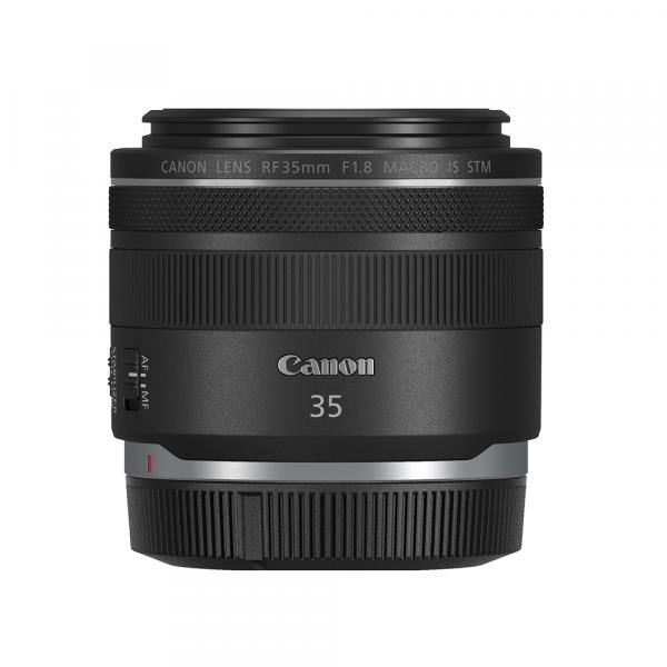 Canon RF 35/1.8 Macro IS STM-CH Garantie