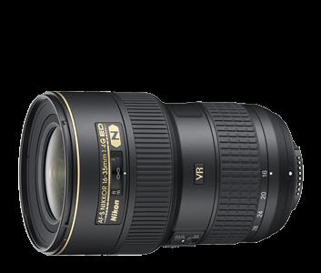 Nikon AF-S Nikkor 16-35/4G ED VR-CH 3 J. Gar