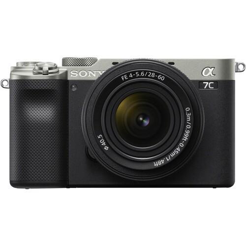 Sony A7C Kit FE 28-60mm silver-CH Garantie