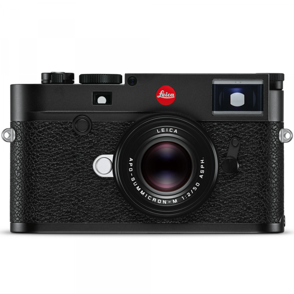 Leica M10 Body, schwarz verchromt ( 20000 )