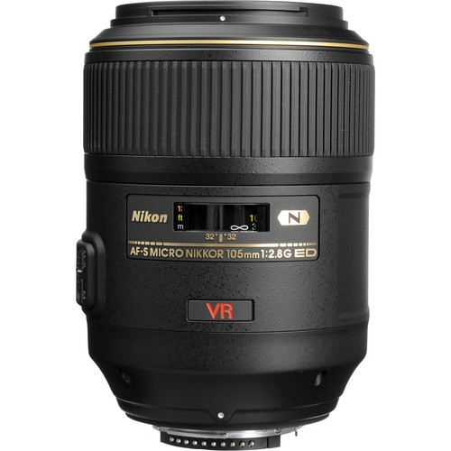 Nikon Micro AF-S VR 105/2.8G IF ED-3 Jahre CH Garantie