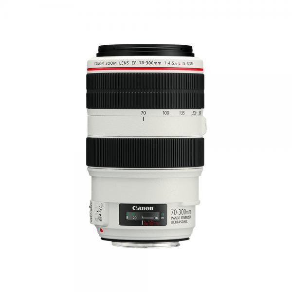 Canon EF 70-300/4-5.6L IS USM-CH Garantie