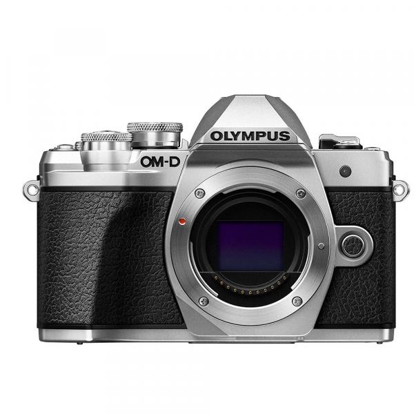 Olympus OM-D E-M10 III Body silber-CH Gar.