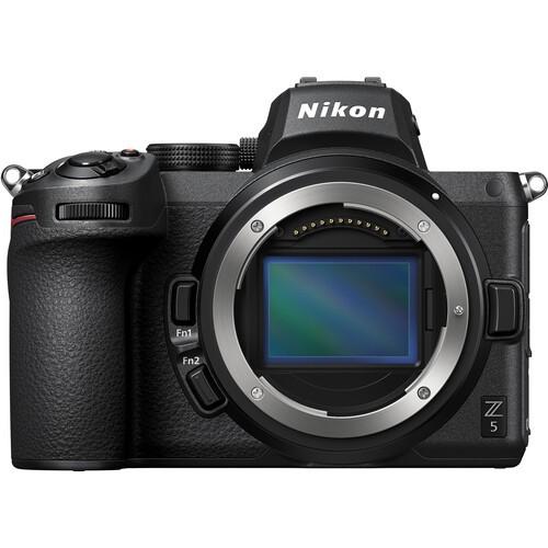 Nikon Z5 Body - inkl. 100.- Sofort-Rabatt,3 Jahre CH Garantie