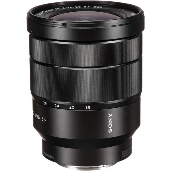 Sony FE 16-35/4 ZA OSS - abzgl. 200.- Sony CashBack , 4 Jahre CH Garantie