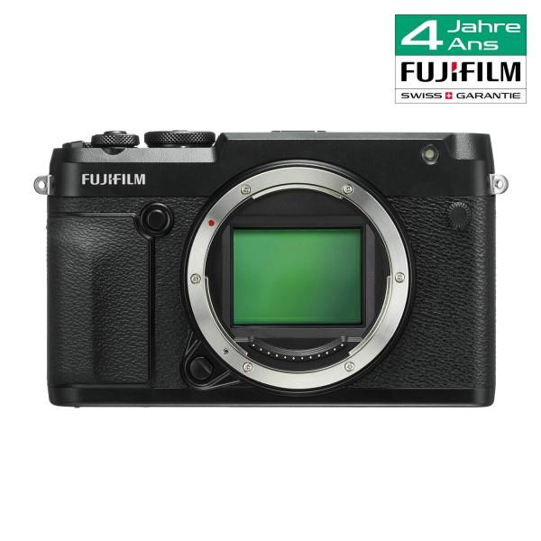 Fujifilm GFX 50R-4 J. CH Garantie