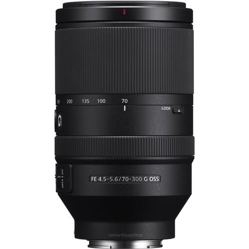 Sony FE 70-300/4.5-5.6 G OSS-CH Garantie