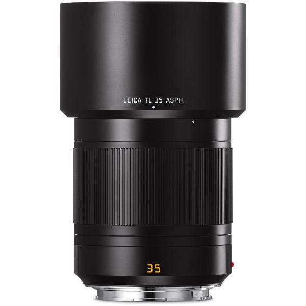 Leica Summilux-TL 35/1.4 ASPH. Schwarz eloxiert 11084