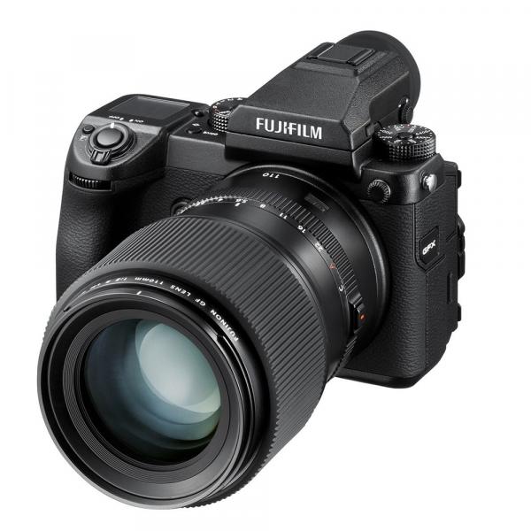 Fujifilm GFX 50S + Fujinon GF 110/2.0 R LM WR-4 Jahre Fachhandelsgarantie
