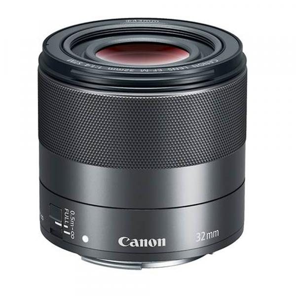 Canon EF-M 32mm/1.4 STM-CH Garantie