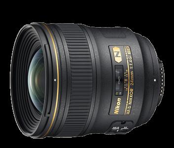 Nikon AF-S 24/1.4G ED - inkl. 10% Rabatt , 3 Jahre CH Garantie