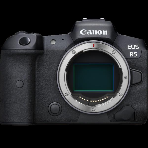 Canon EOS R5 Body-EOS X Plus Aktion,3 Jahre Premium Garantie