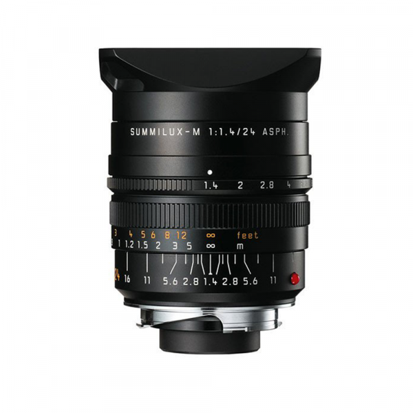 Leica Summilux-M 24/1.4 ASPH. Schw. 11601