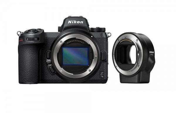 Nikon Z7 II Kit inkl. FTZ F-Mount Adapter - 3 Jahre CH Garantie