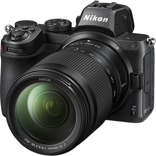 Nikon Z6 II Kit inkl. 24-70/4.0 S- 3 Jahre CH Garantie