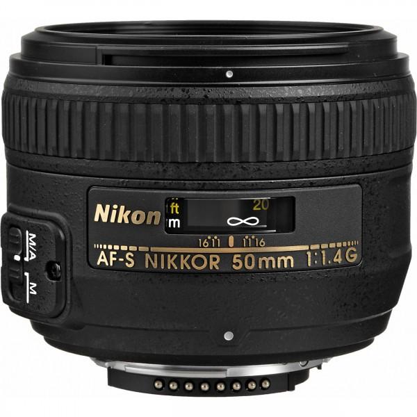 Nikon AF-S 50/1.4 G-3 Jahre CH Garantie