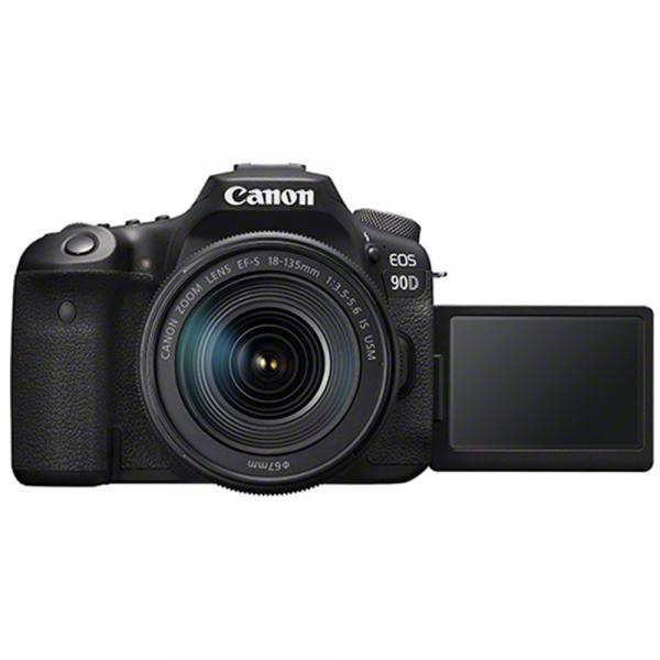 Canon EOS 90D + 18-135mm IS USM NANO-CH Gar.