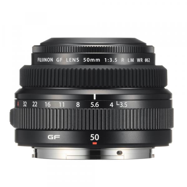 Fujifilm GF 50/3.5 R LM WR-4 Jahre Fachhandelsgarantie