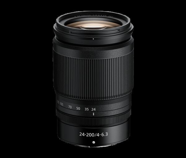 Nikon Z 24-200/4-6.3 VR - Import 3 Jahre Garantie