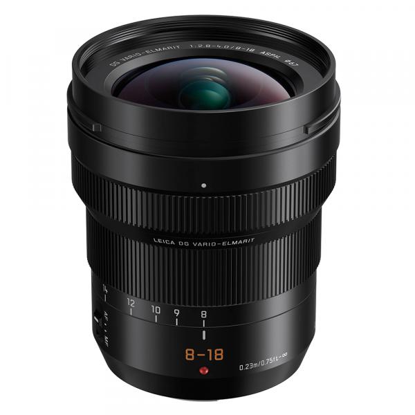 Panasonic Lumix Leica DG Elmatit 8-18/2.8-4.0 ASPH.-CH Garantie