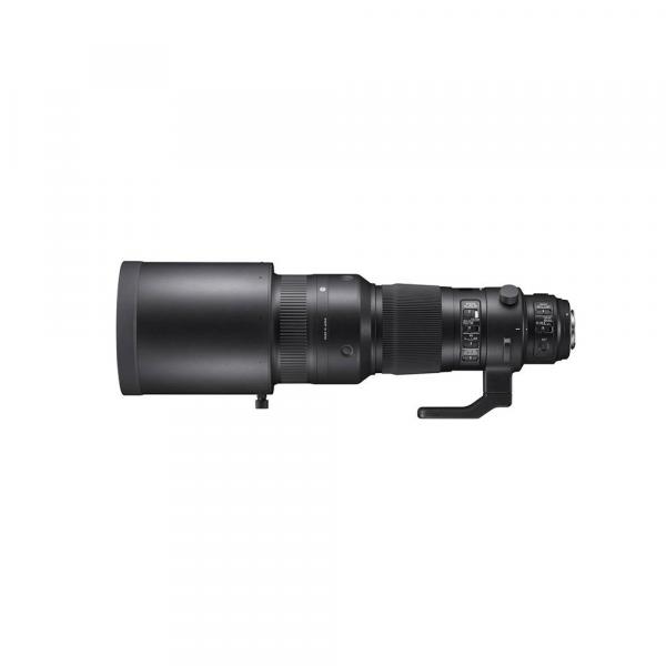 Sigma AF 500/4.0 DG OS HSM Sport zu Nikon AF