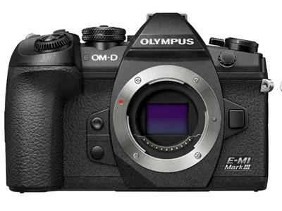 Olympus OM-D E-M1 III Body-CH Gar.