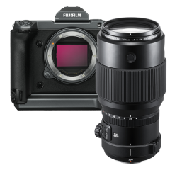 Fujifilm GFX100 Kit GF 250mm-4 Jahre Fachhandelsgarantie