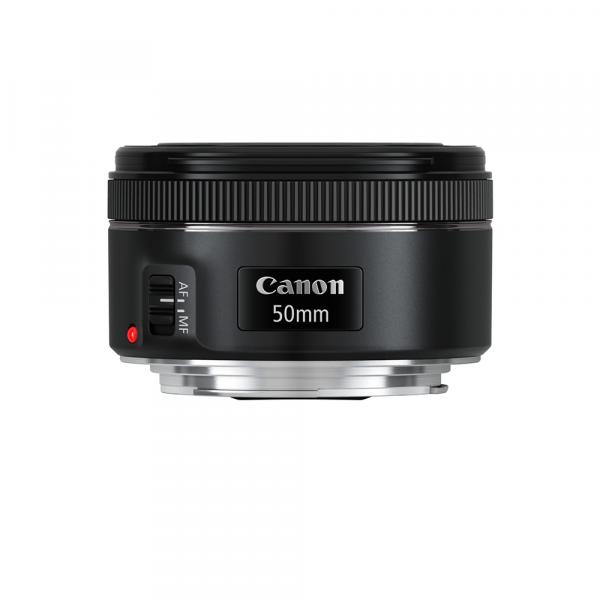 Canon EF 50/1.8 STM-CH Garantie