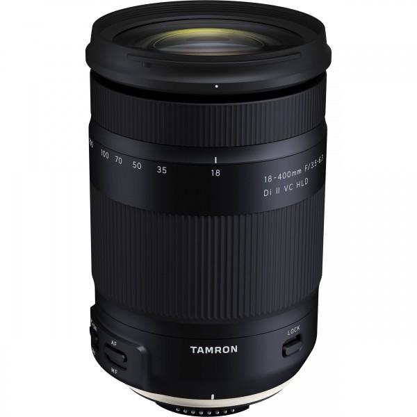 Tamron AF 18-400/3.5-6.3 Di II VC HLD zu Canon-10 Jahre CH Garantie
