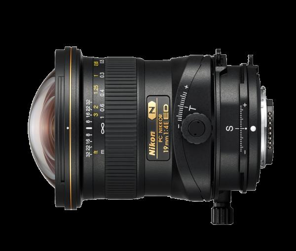 Nikon PC Nikkor 19/4.0 E ED - inkl. 10% Rabatt ,3 Jahre CH Garantie