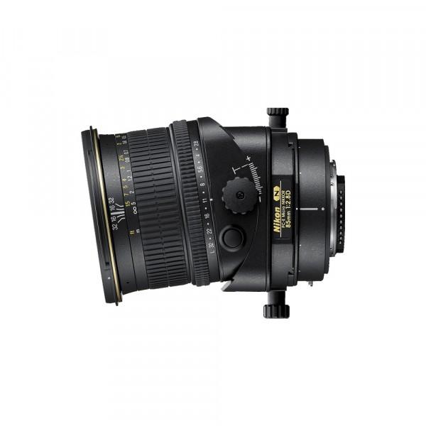 Nikon Nikkor 85mm/2.8D PC-E-Nikon CH 3 J. Garantie