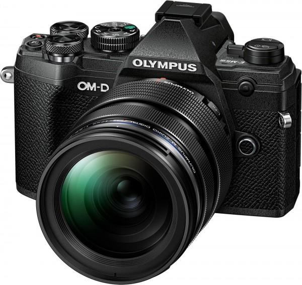 Olympus OM-D E-M5 III Kit 12-40mm schwarz-CH Ga