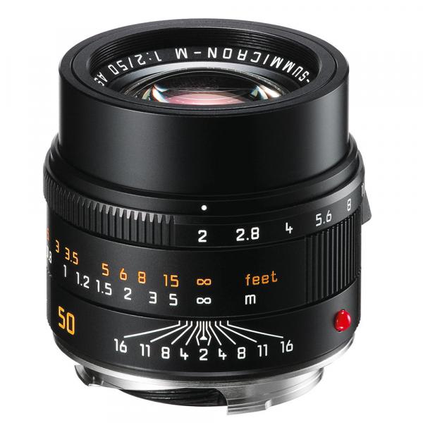 Leica APO-Summicron-M 50/2.0 ASPH. Schwarz 11141