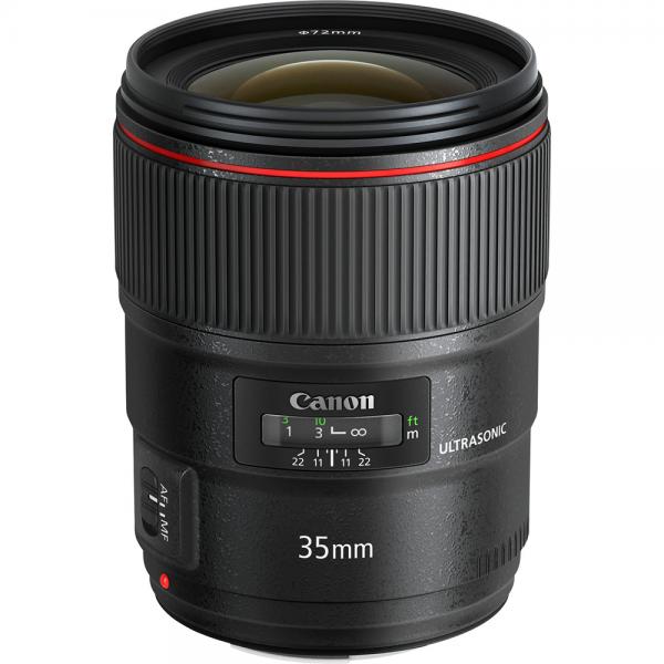 Canon EF 35/1.4 L II USM - 3 Jahre Garantie