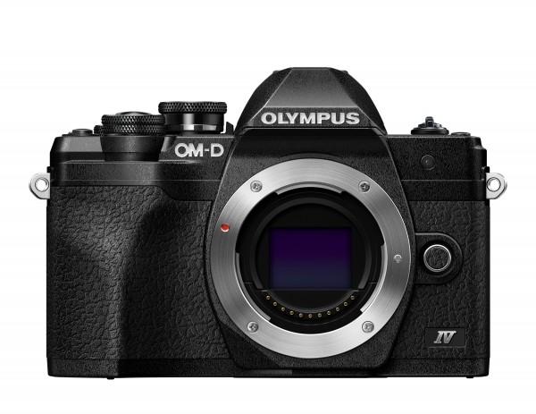 Olympus OM-D E-M10 IV Body schwarz-abzgl. 80.- CashBack , CH Garantie