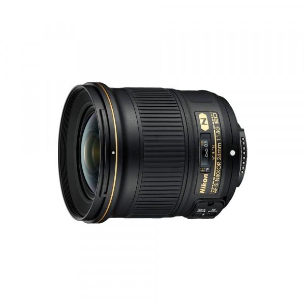 Nikon AF-S 24/1.8G ED - inkl. 10% Rabatt , CH 3 Jahre Garantie