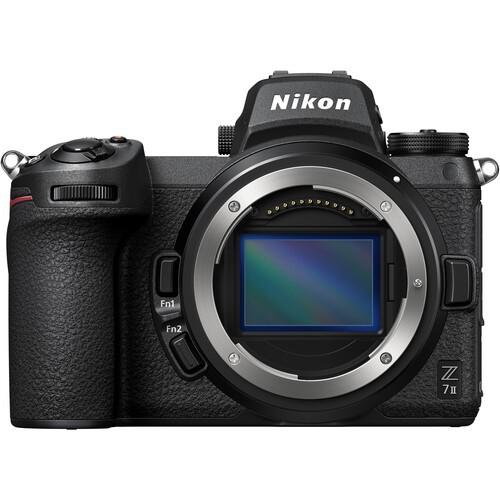Nikon Z7 II Body-3 Jahre CH Garantie