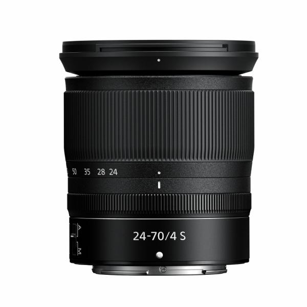 Nikon Z 24-70/4.0 S - inkl. 200.- CashBack , 3 Jahre CH Garantie