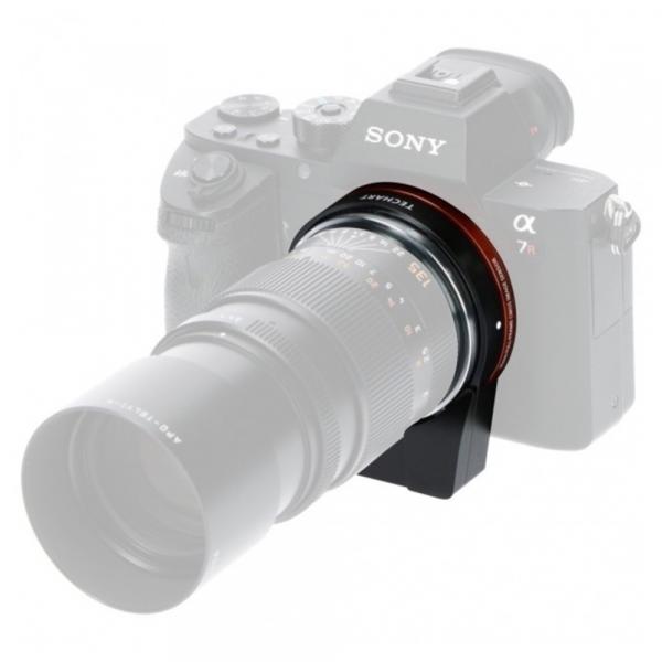 Techartpro AF-Adapter Leica M - Sony Mount