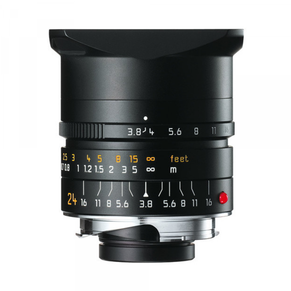 Leica Elmar-M 24/3.8 ASPH. Schw. 11648