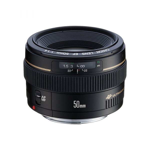 Canon EF 50/1.4 USM-CH Garantie
