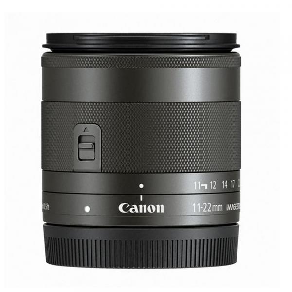 Canon EF-M 11-22/4-5.6 IS STM-CH Gar.
