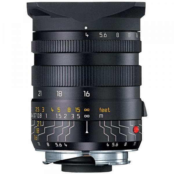 Leica Tri-Elmar-M 16-18-21/4.0 ASPH. Schw. 11626