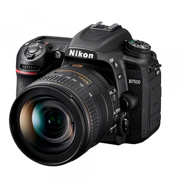 Nikon D7500 Kit AF-S 16-80mm VR-Nikon-3 Jahre CH Garantie